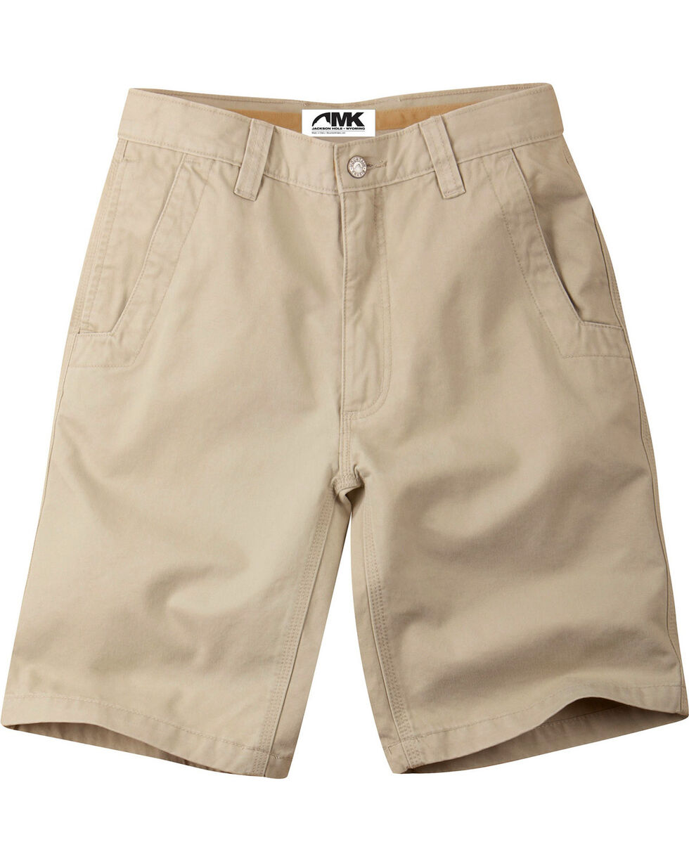 Mountain Khakis Men's Sand Teton Relaxed Fit Shorts, Sand, hi-res