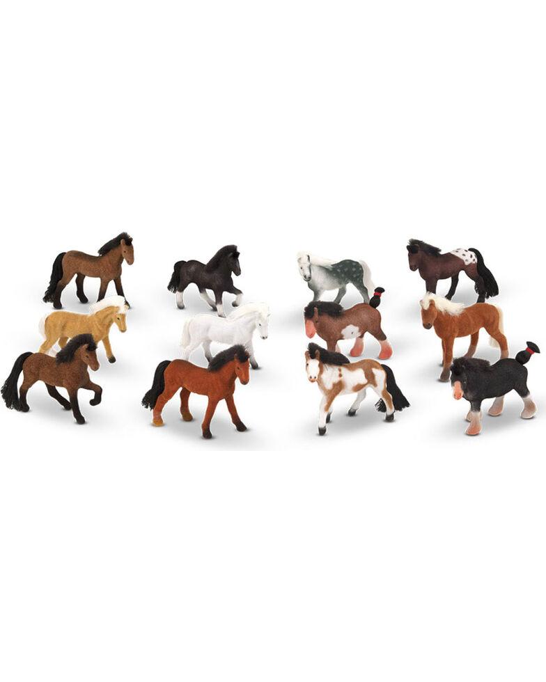 Melissa & Doug Kids' Pasture Pals Collectible Horses, No Color, hi-res