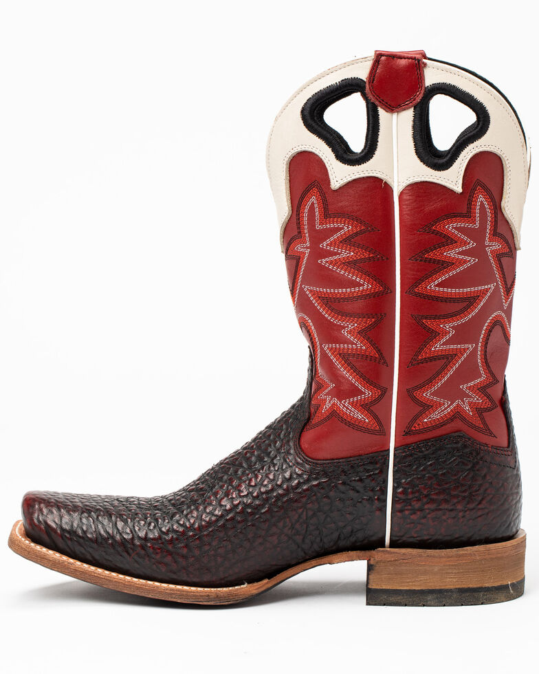 Cody James Men's Macho Talon Western Boots - Narrow Square Toe, Coffee, hi-res
