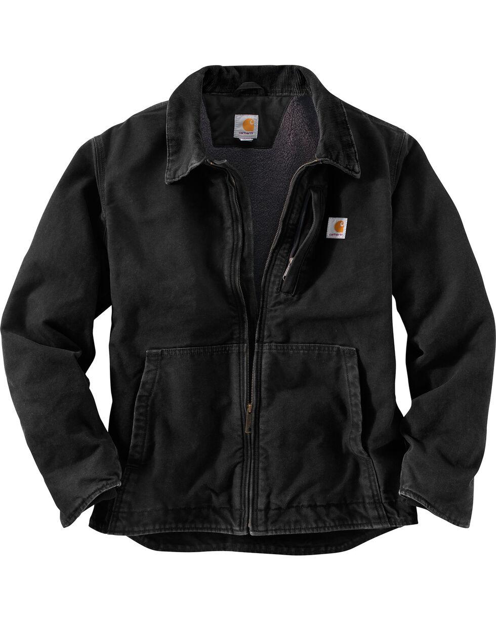 Carhartt Men's Full Swing Armstrong Jacket - Big & Tall, Black, hi-res