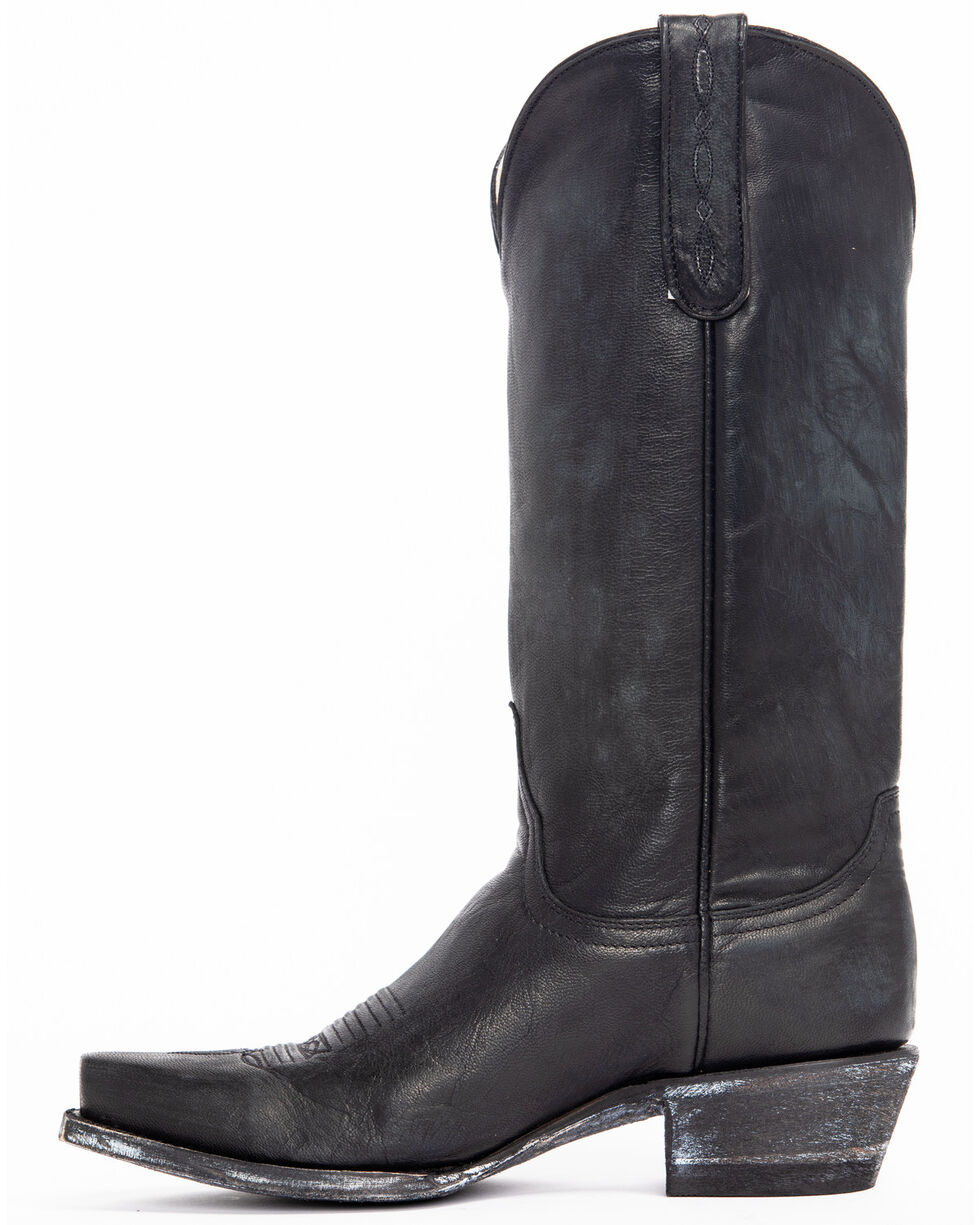 Idyllwind Women's Wildwest Black Western Boots - Snip Toe, , hi-res