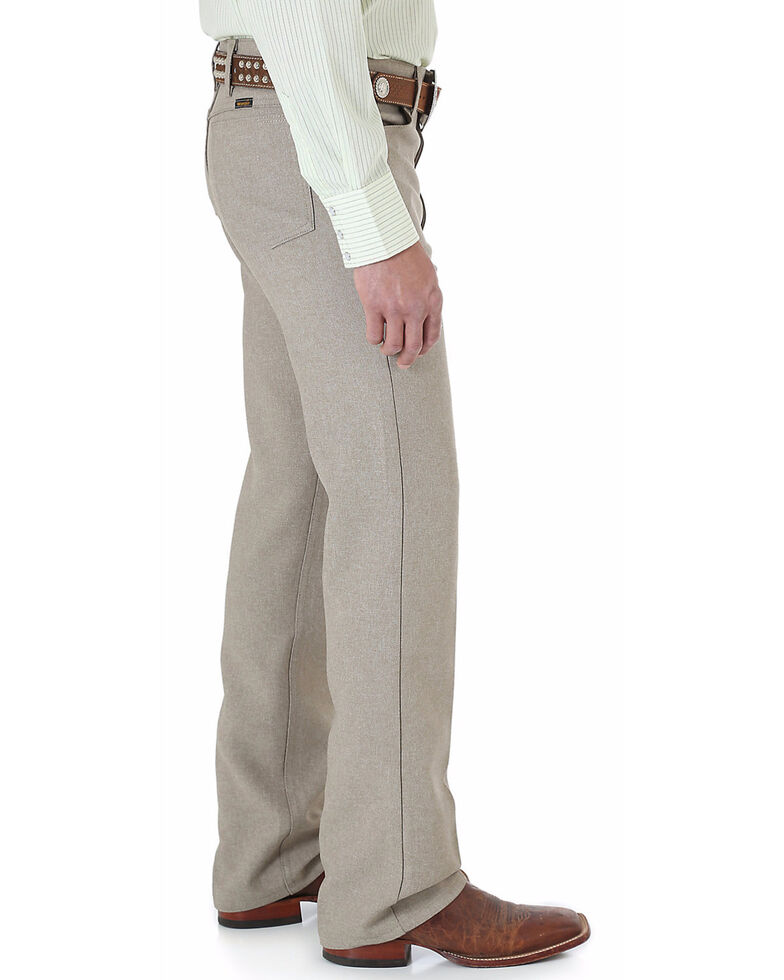 Wrangler Wrancher Dress Jeans , Heather Tan, hi-res