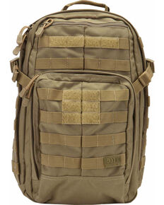5.11 Tactical Rush 12 Backpack, Sand, hi-res