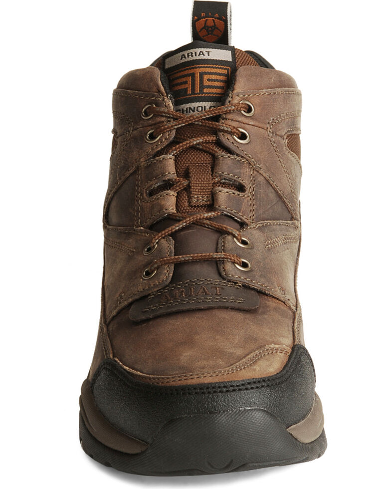 Ariat Men's Terrain Endurance Boots, Distressed, hi-res