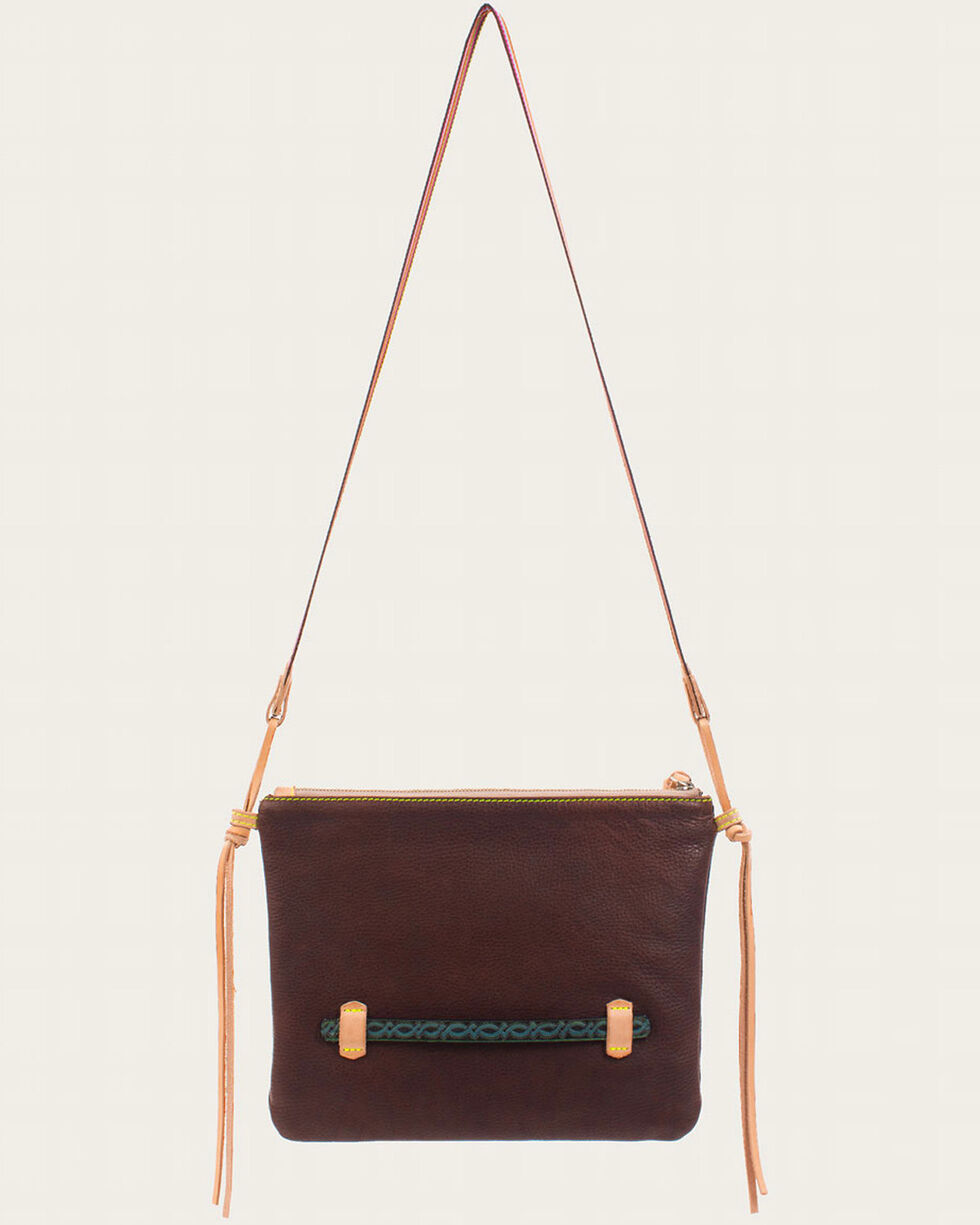 Consuela Women's Frida Magdalena Crossbody Bag, Brown, hi-res