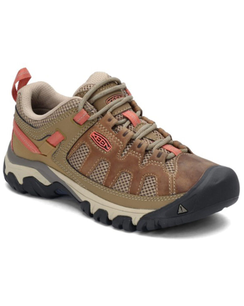 Keen Women's Targhee Vent Hiking Boots - Soft Toe, Sand, hi-res