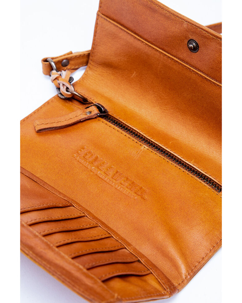 Idyllwind Women's It's The Perfect Wallet, Brown, hi-res