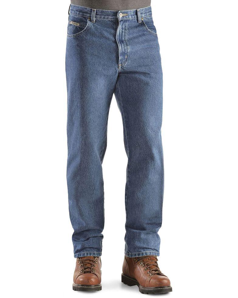 Schaefer Outfitter Jeans - Ranch Hand Dungaree Original Fit, Denim, hi-res