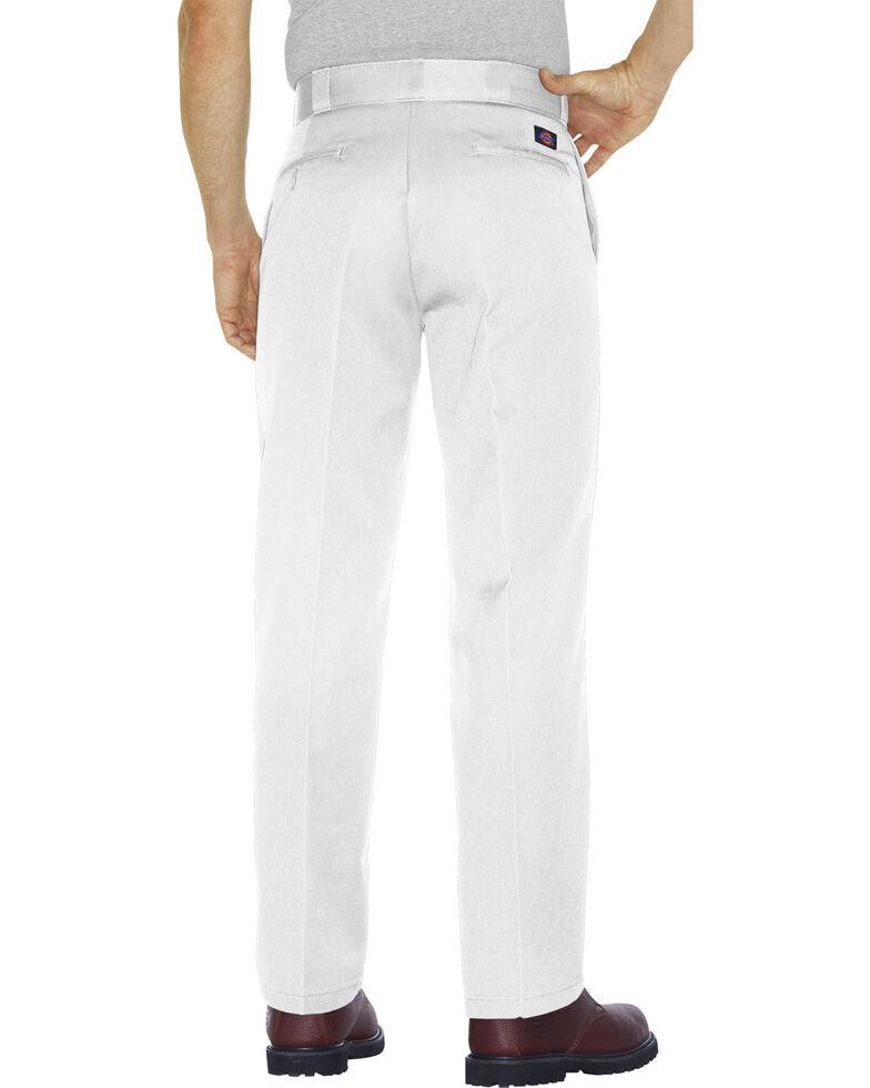 Dickies Men's Original 874® White Work Pants, White, hi-res