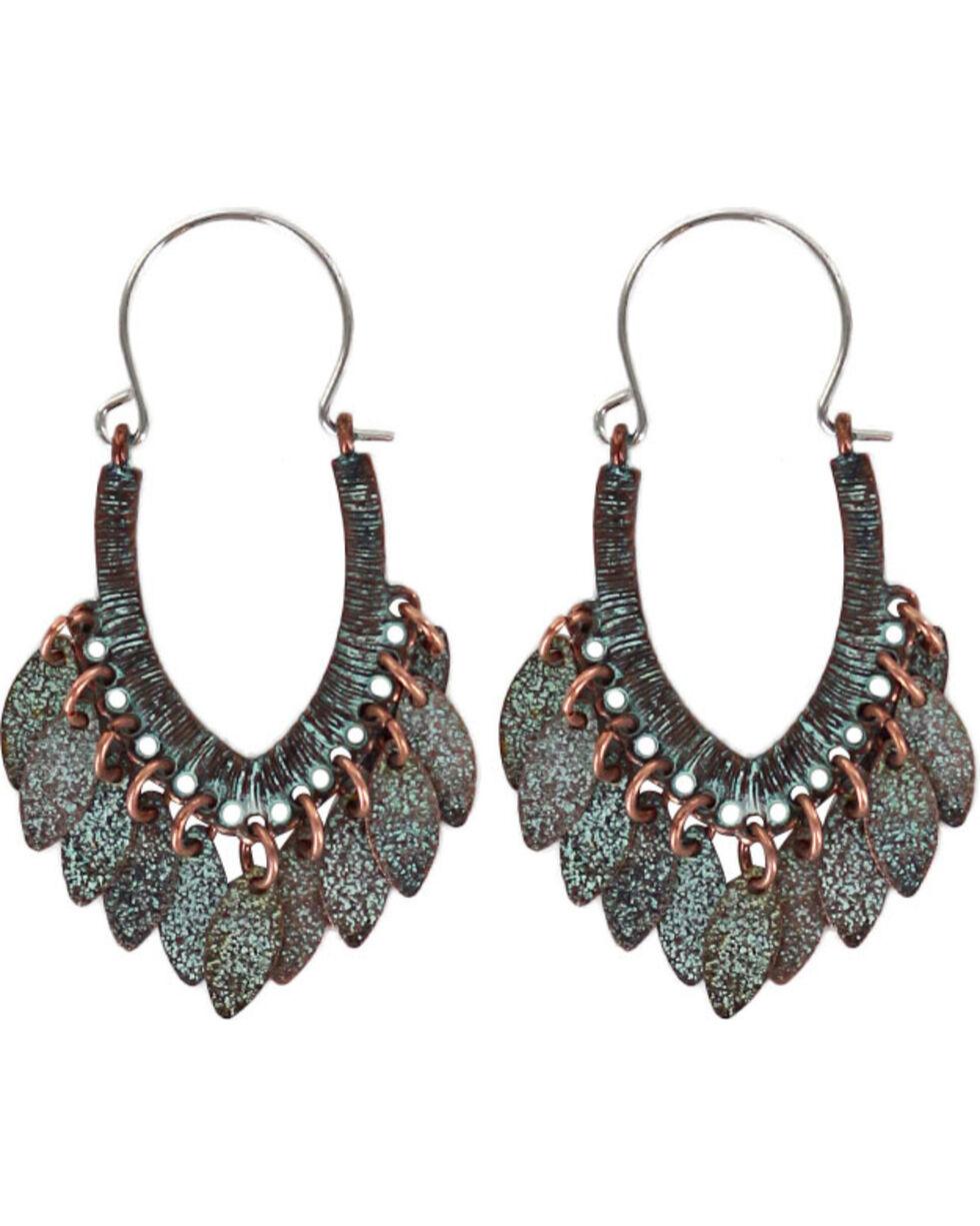 Shyanne® Women's Dangle Earrings , Turquoise, hi-res