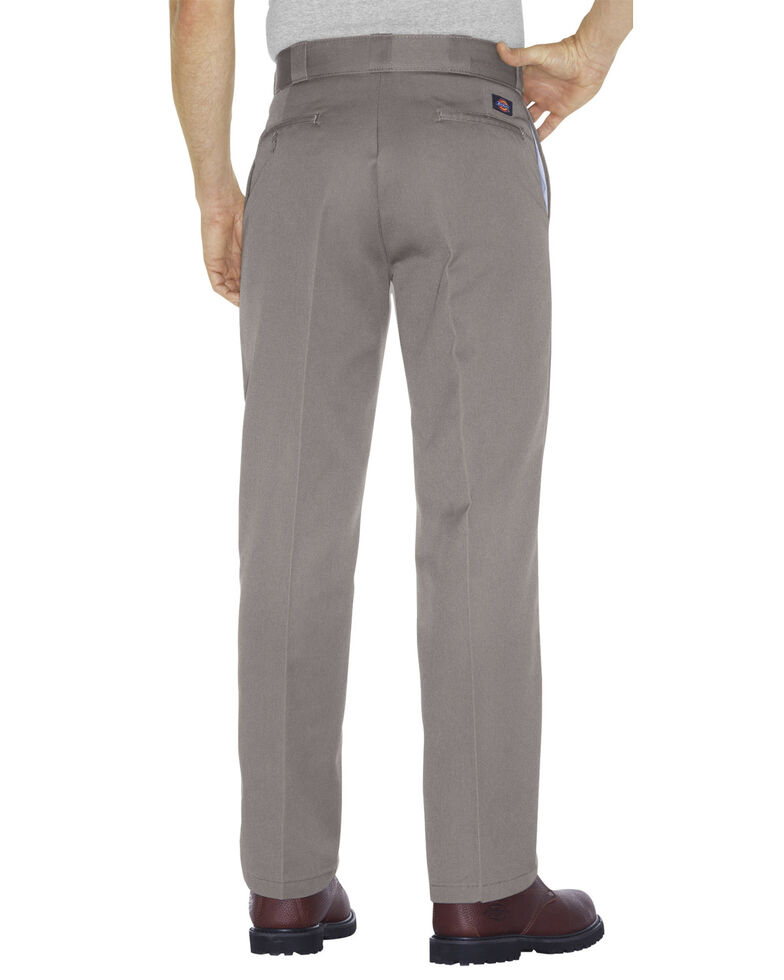 Dickies Men's Original 874® Silver Work Pants - Big & Tall, Silver, hi-res