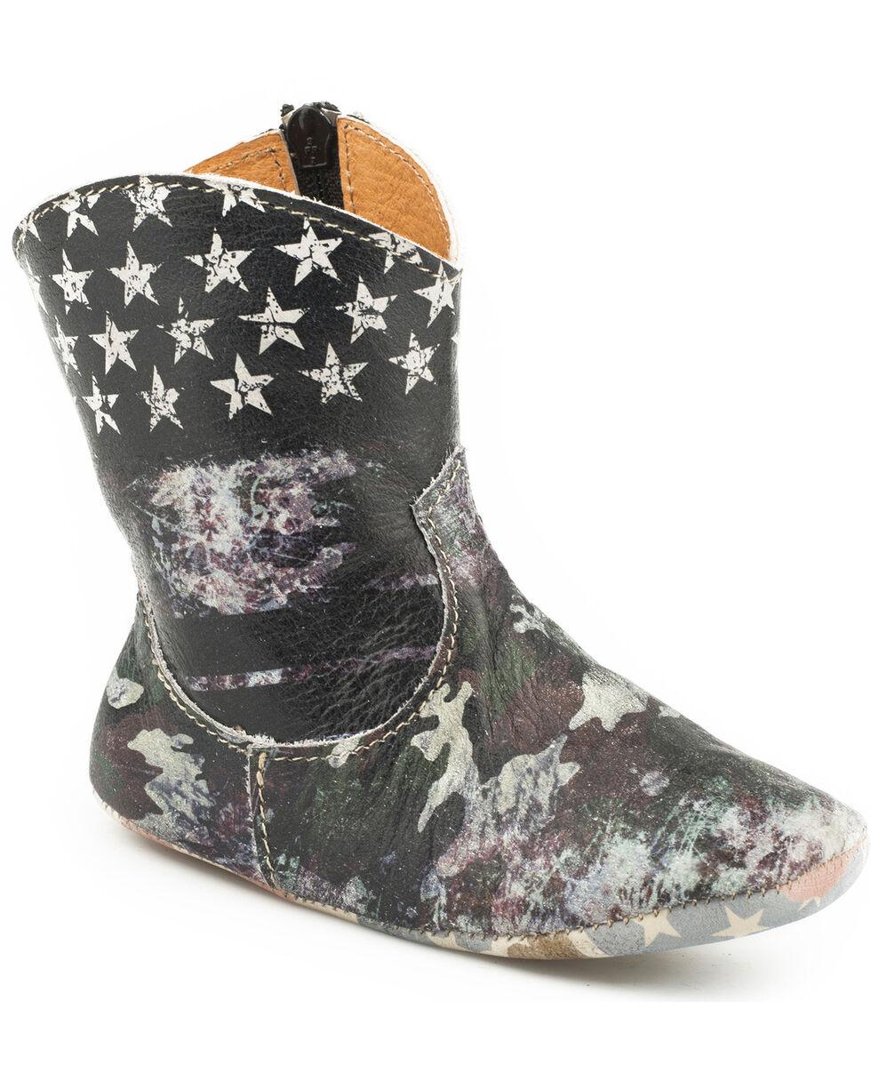 Tin Haul Infant Boys' Freedom Boots, Multi, hi-res