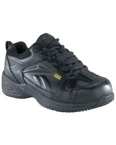 Reebok Women's Centose MetGuard Work Shoes - Composite Toe, Black, hi-res