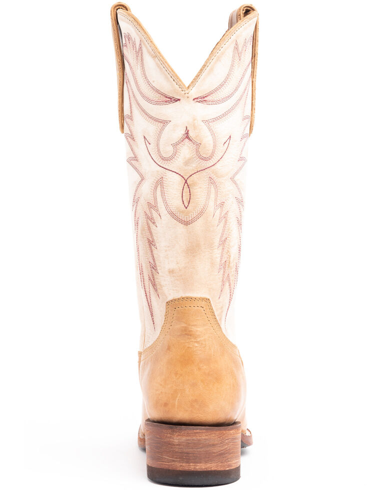 Idyllwind Women's Bold Performance Western Boots - Wide Square Toe, Tan, hi-res