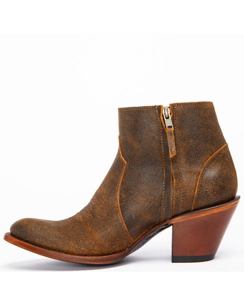 Shyanne Women S Madison Side Zipper Booties Medium Toe