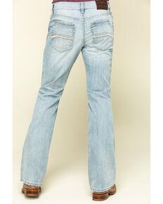 Cody James Men's Marshall Light Stretch Slim Bootcut Jeans , Blue, hi-res