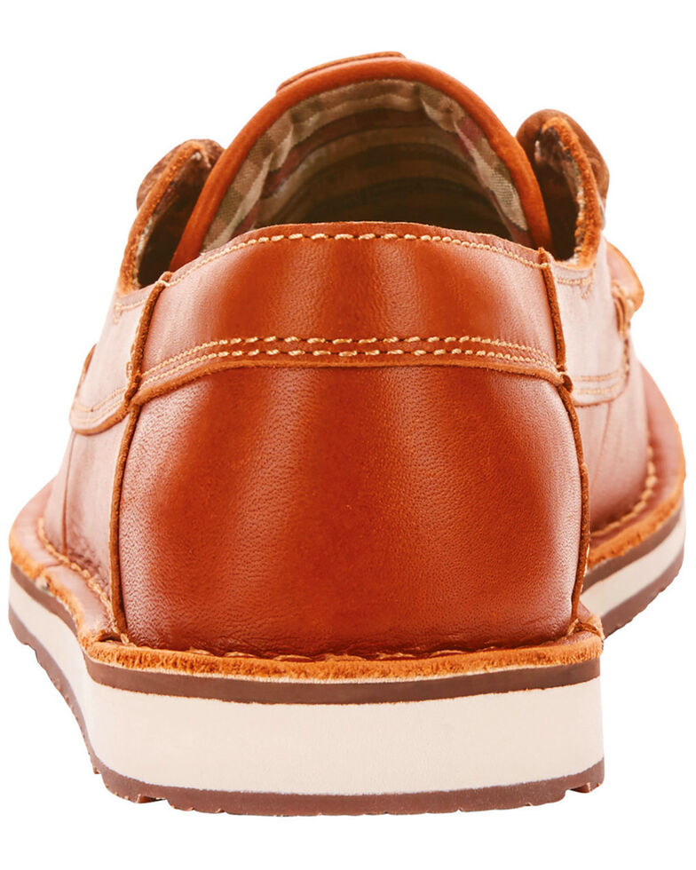 Ariat Women's Honeycomb Cruiser Castaway Shoes , Suntan, hi-res