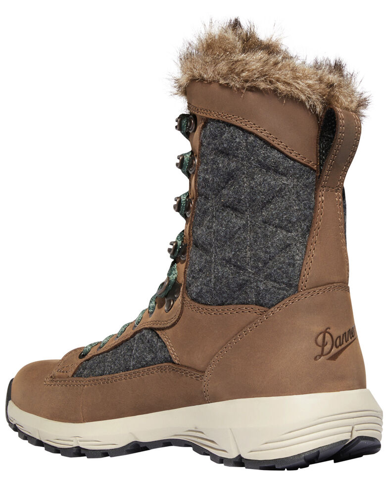 a044382ab72 Danner Women's Brown Raptor 650 Boots - Round Toe