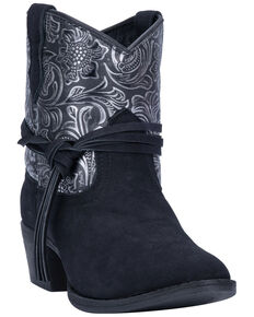 bbeffbb85 Dingo Women's Valerie Fashion Booties - Round Toe