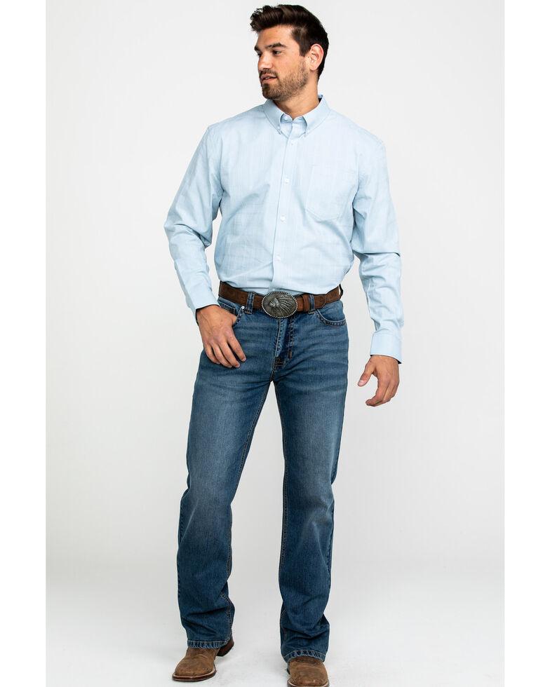 52c6d1c2115 Cody James Core Men's Stampede Solid Long Sleeve Western Shirt