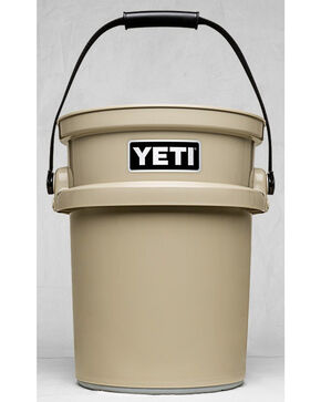 Yeti Tan Loadout Bucket , Tan, hi-res