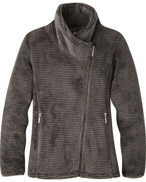 Mountain Khakis Women's Wanderlust Fleece Jacket, Brown, hi-res