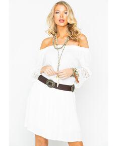 8151bd6e543 Panhandle Women s White Off Shoulder Lace Dress