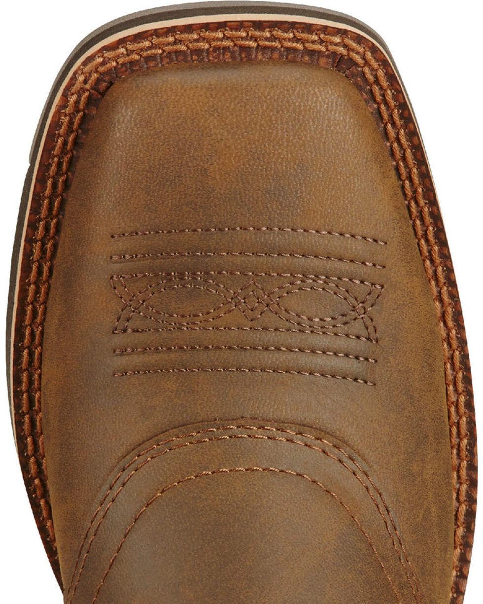 Ariat Women's Delilah Western Boots , Brown, hi-res