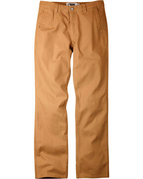 Mountain Khakis Men's Brown Original Slim Fit Pants , Brown, hi-res