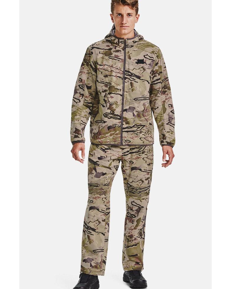 Under Armour Men's Barren Camo Brow Tine Work Jacket , Camouflage, hi-res