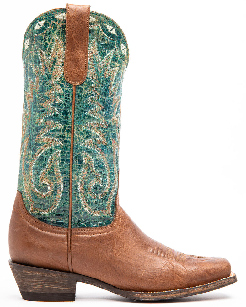 Idyllwind Women's Roped In Performance Western Boots - Narrow Square Toe, , hi-res