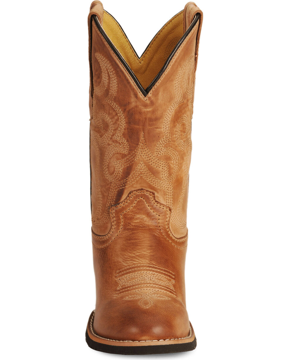 Smoky Mountain Youth Showdown Cowboy Boots, Bomber, hi-res