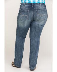 38c18e5e29b Wrangler Women s Straight Leg Jeans - Plus