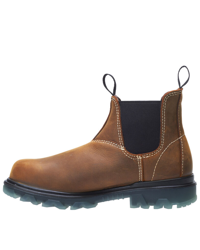 Wolverine Women's I-90 EPX Romeo Work Boots - Composite Toe, Brown, hi-res