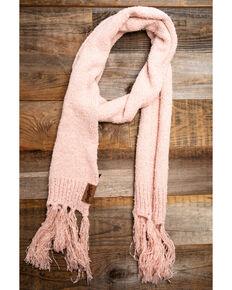 Idyllwind Women's Cozy Town Blush Scarf, Pink, hi-res