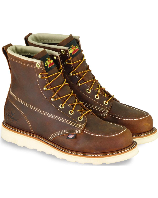 6 inch Work Boots - Boot Barn