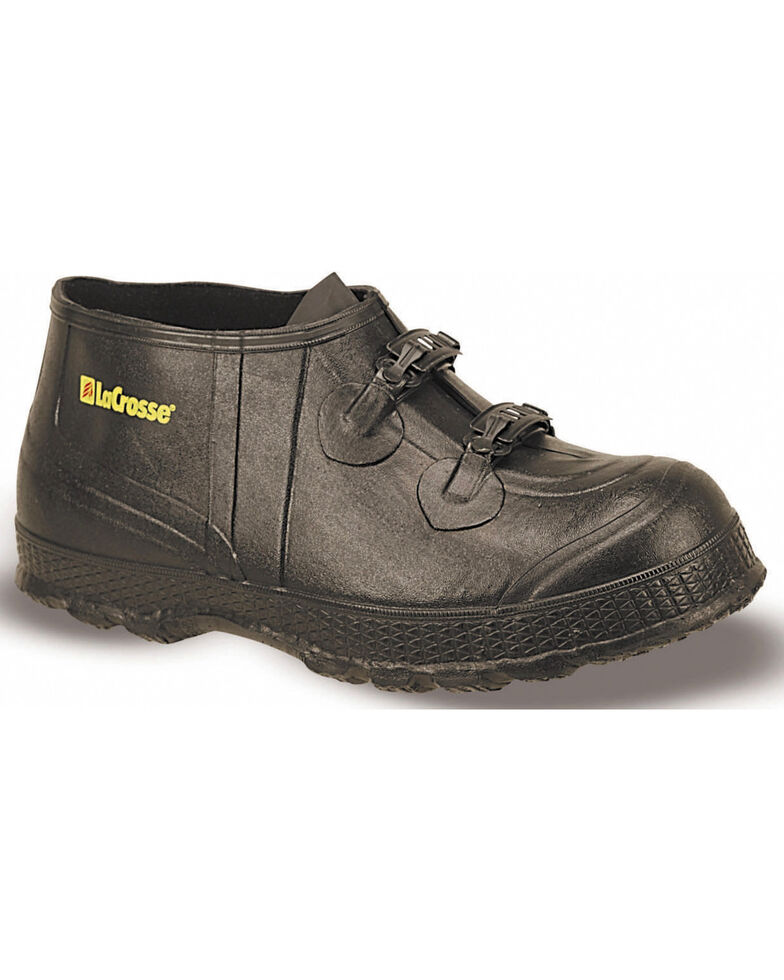 "LaCrosse Men's Z-Series Overshoe 5"" Work Boots, Black, hi-res"