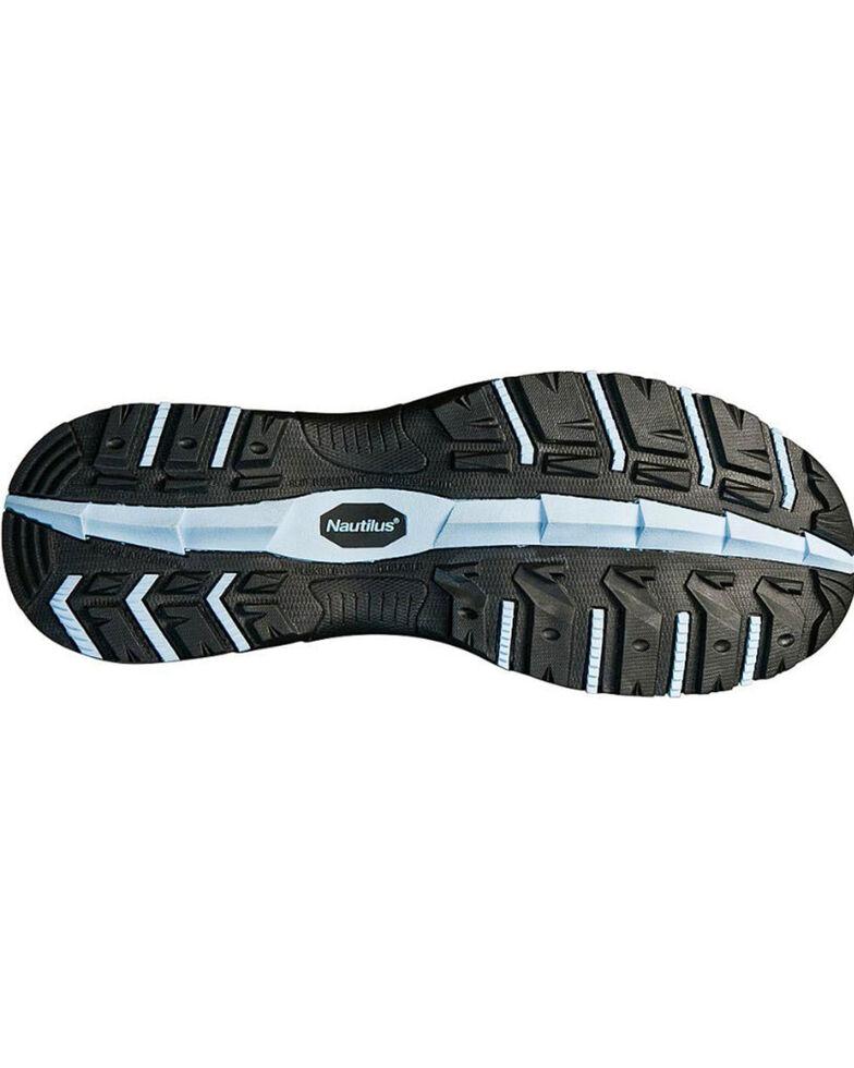 Nautilus Women's Composite Toe EH Athletic Work Shoes, Green, hi-res