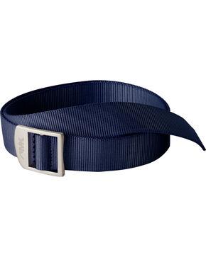 Mountain Khakis Navy Webbing Belt , Navy, hi-res