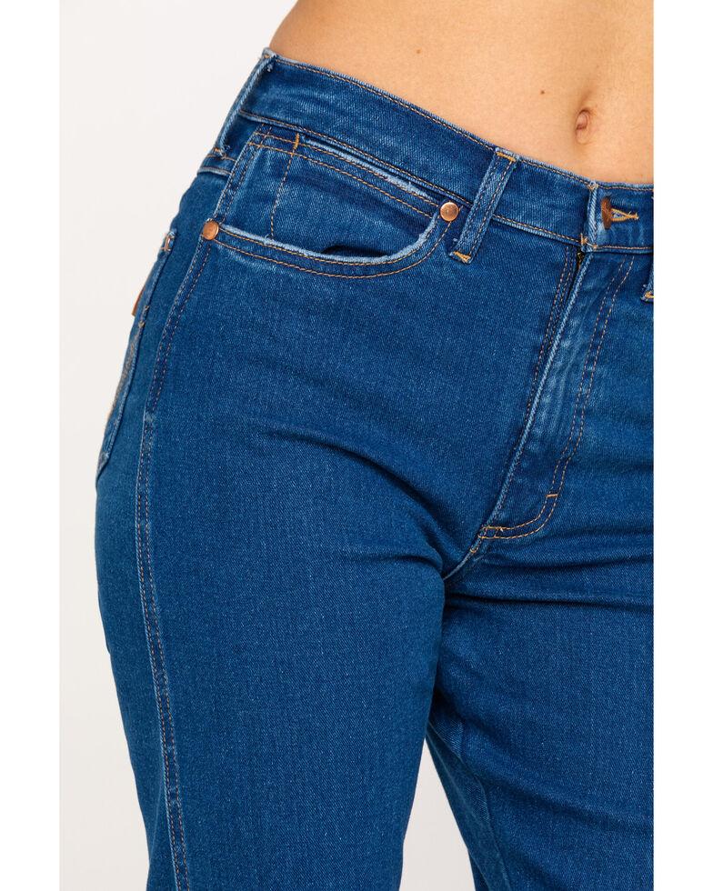 Wrangler Modern Women's Heritage Blue Jay Slim Jeans, Blue, hi-res