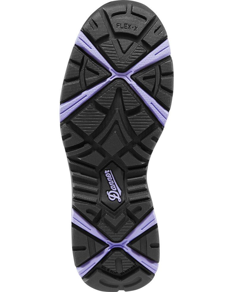 Danner Women's Black Springfield Waterproof Work Boots - Round Toe , Multi, hi-res