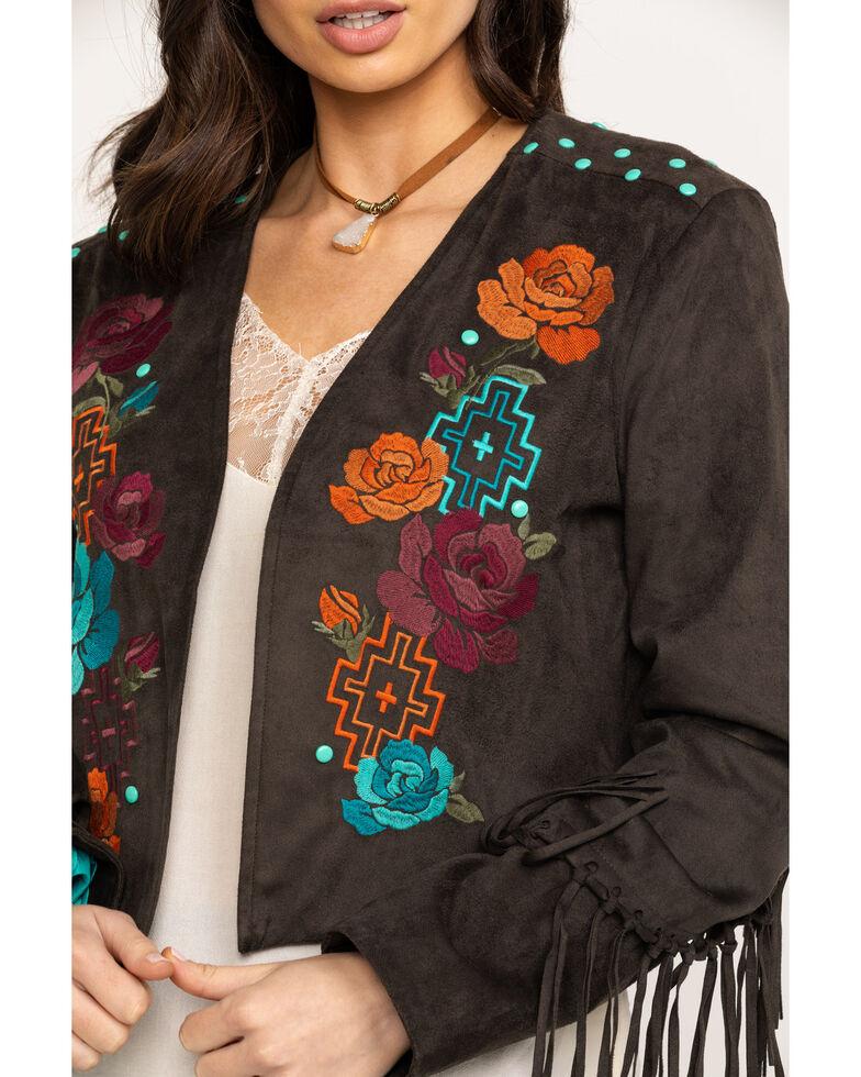 Ariat Women's Apache Banyan Bark Jacket, Brown, hi-res
