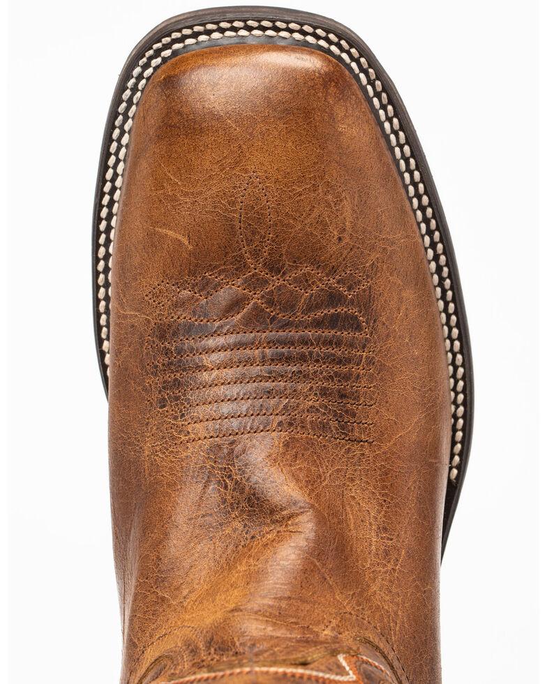 Cody James Men's Tan Western Boots - Square Toe, Tan, hi-res