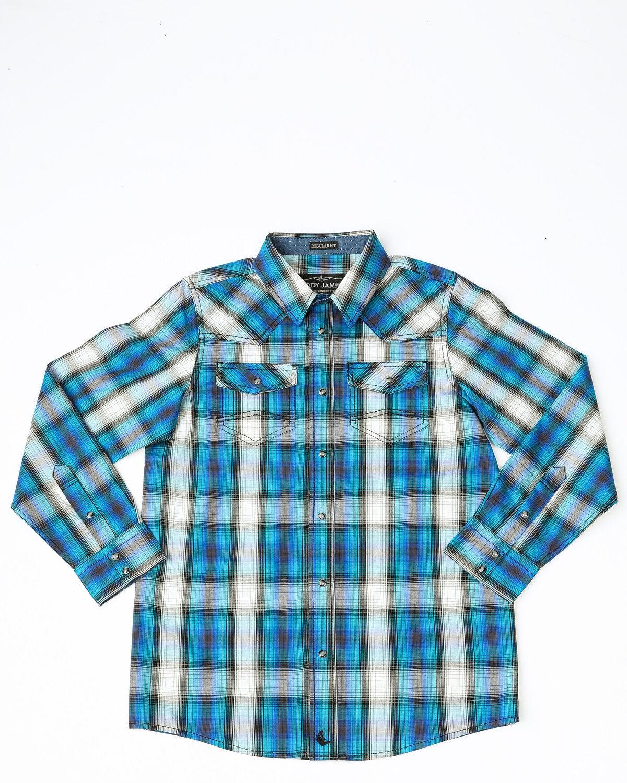Boys' Western Shirts