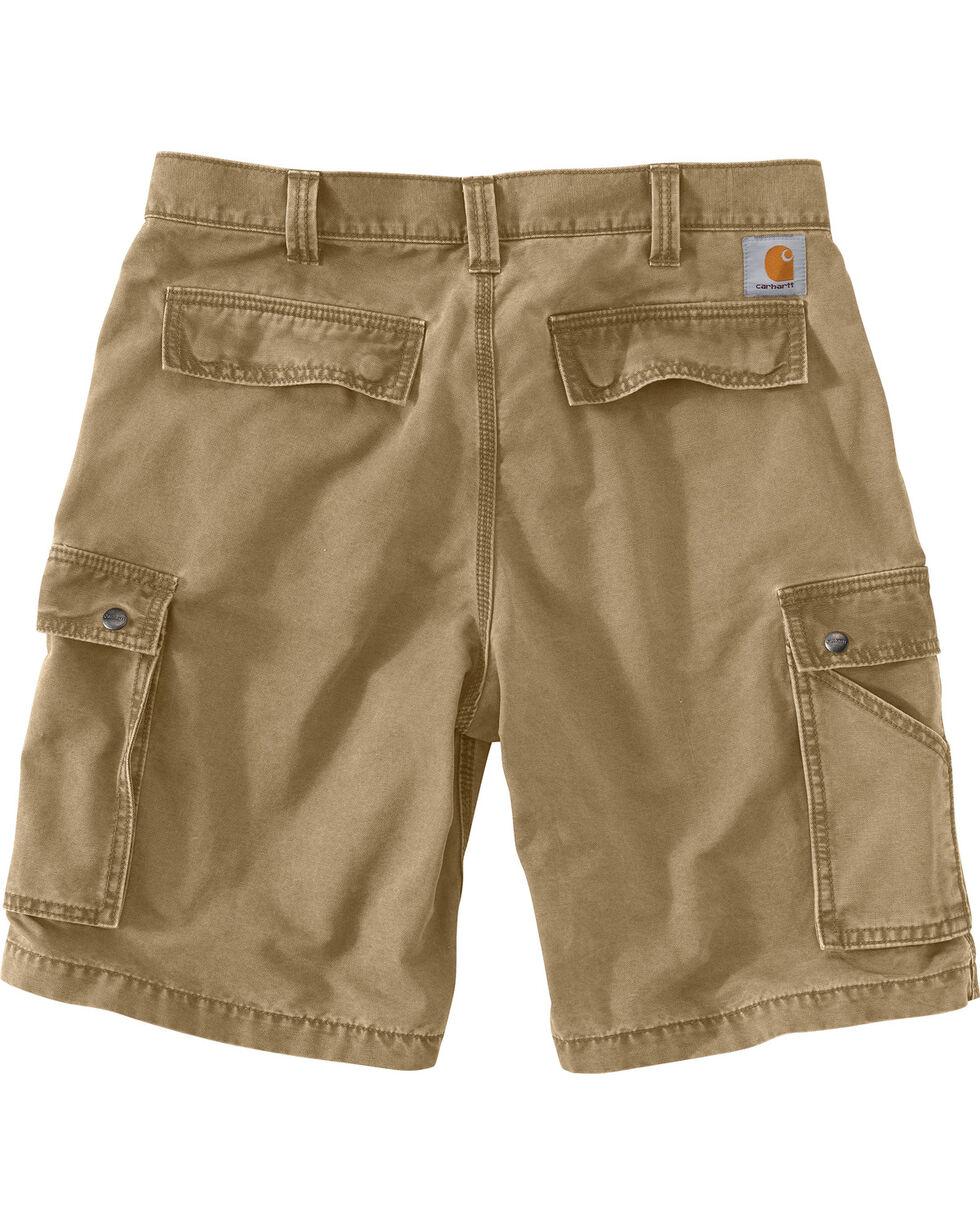 Carhartt Men's Rugged Cargo Shorts, Beige, hi-res