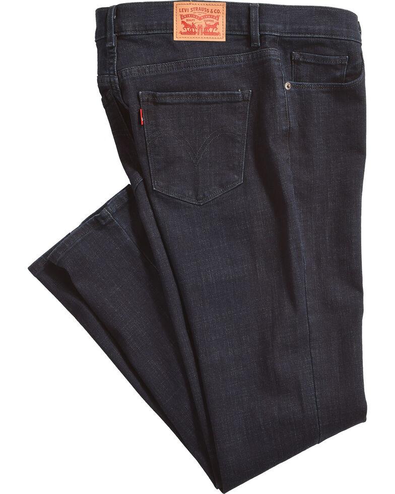 Levi's Women's Classic Straight Fit Jeans, Indigo, hi-res