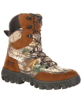 Rocky Men's Jungle Hunter Waterproof Outdoor Boots - Round Toe, Multi, hi-res