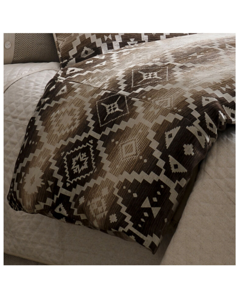 HiEnd Accents Super Queen Chalet Aztec Duvet, Multi, hi-res
