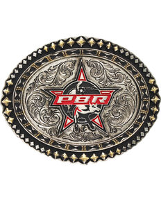 PBR Diamond Trim Buckle, Black, hi-res