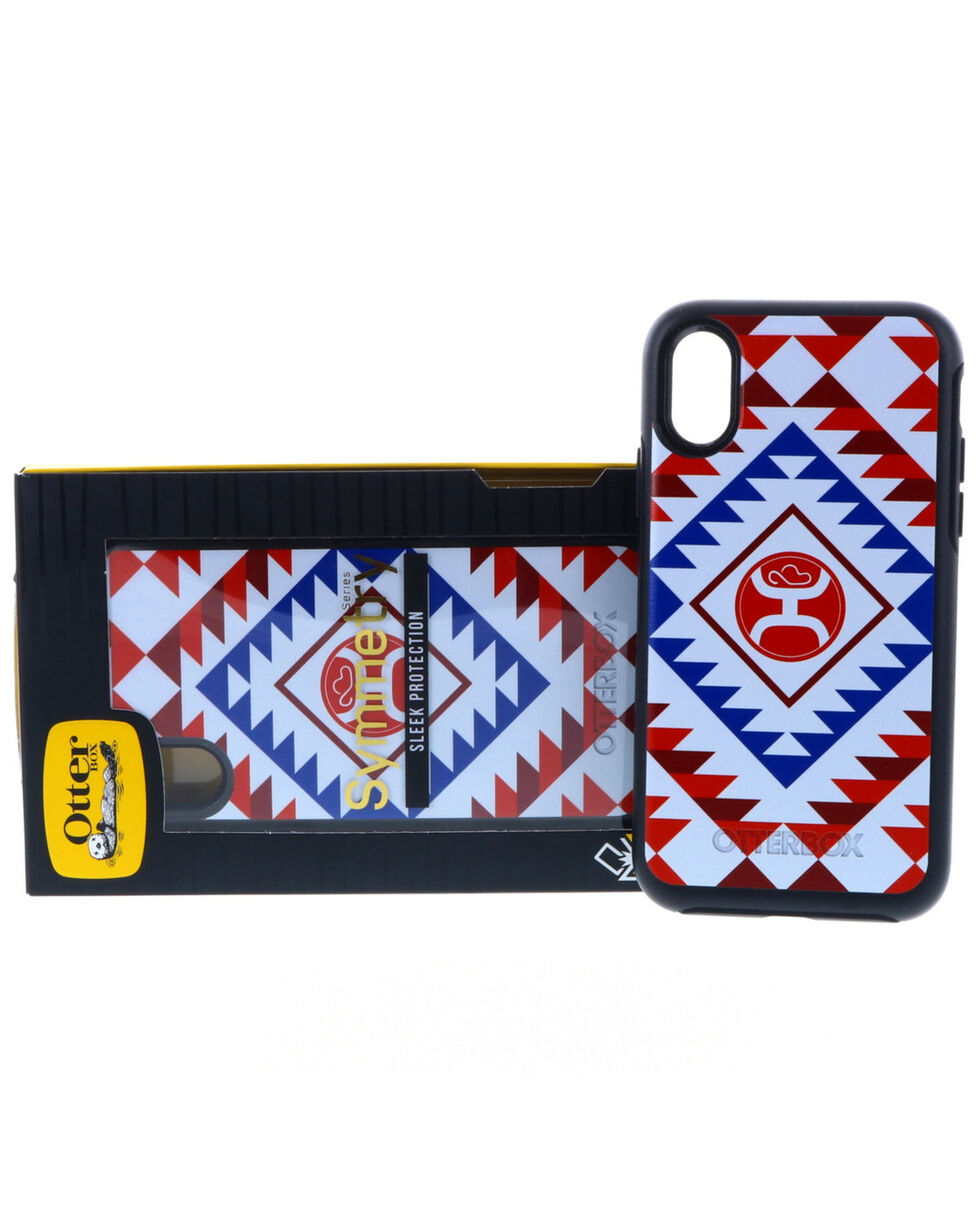 HOOey Aztec iPhone 6 Case, Red/white/blue, hi-res